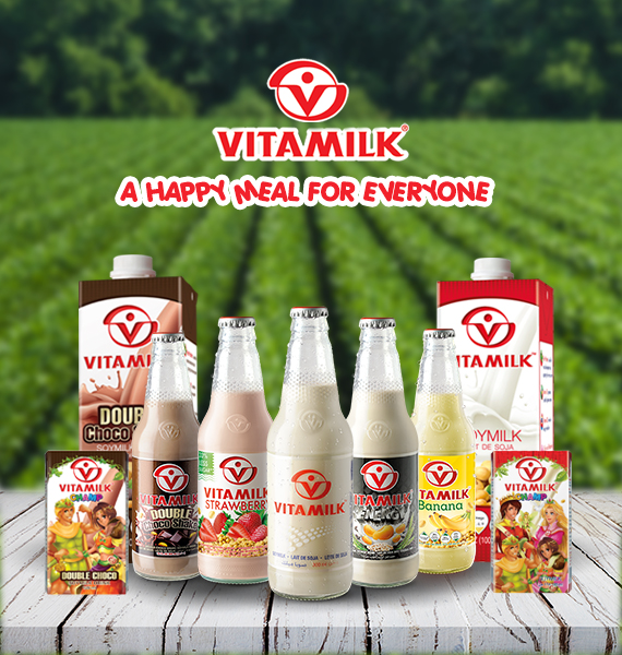 VITAMILK; THE HEALTHIEST DRINK ON THE MARKET