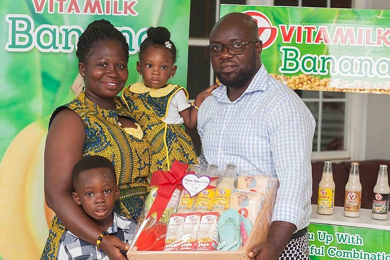 Vitamilk Mother's Day Campaign