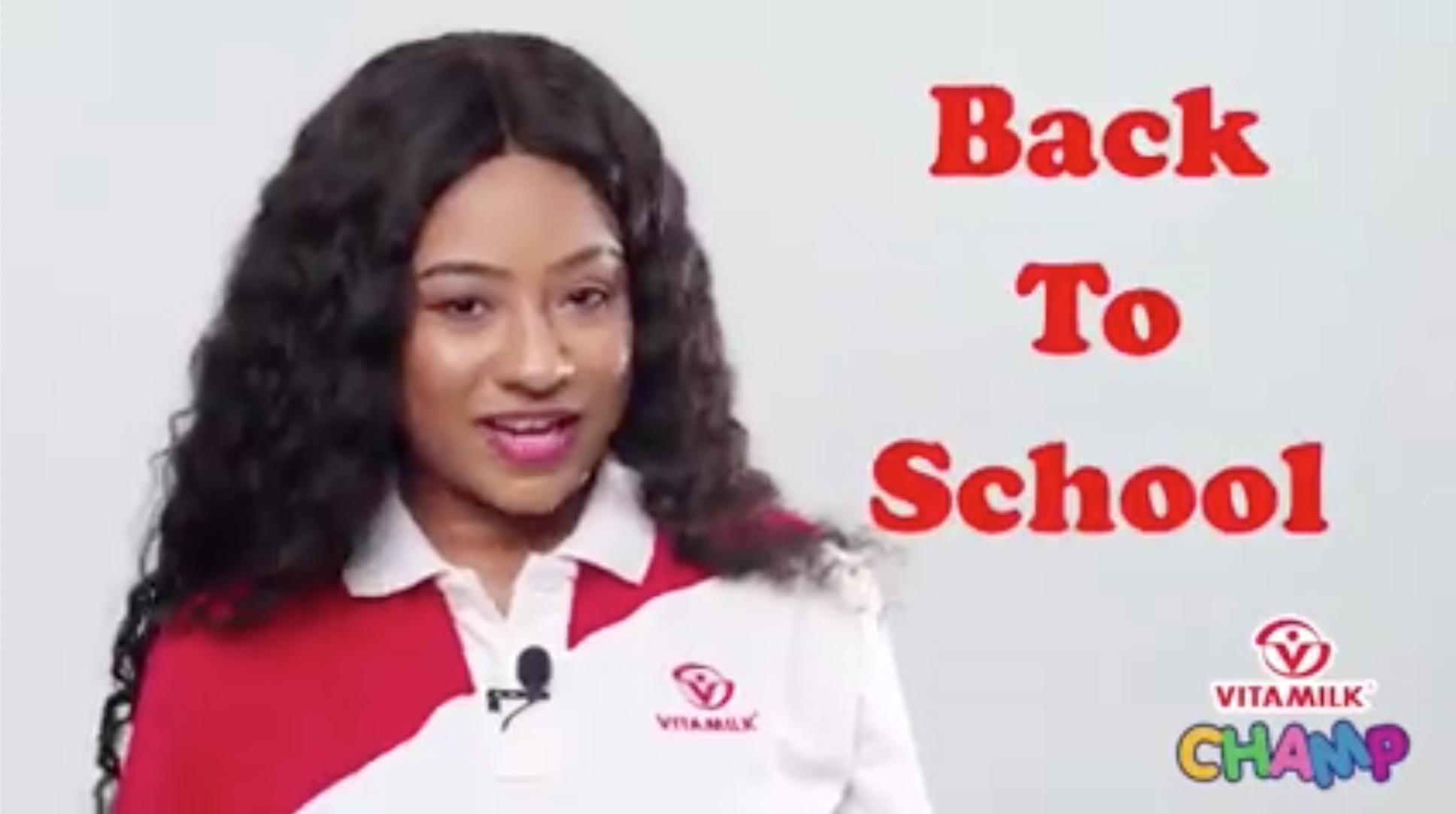 VITAMILK GHANA SUPPORTS KIDS IN NEW BACK TO SCHOOL INITIATIVE