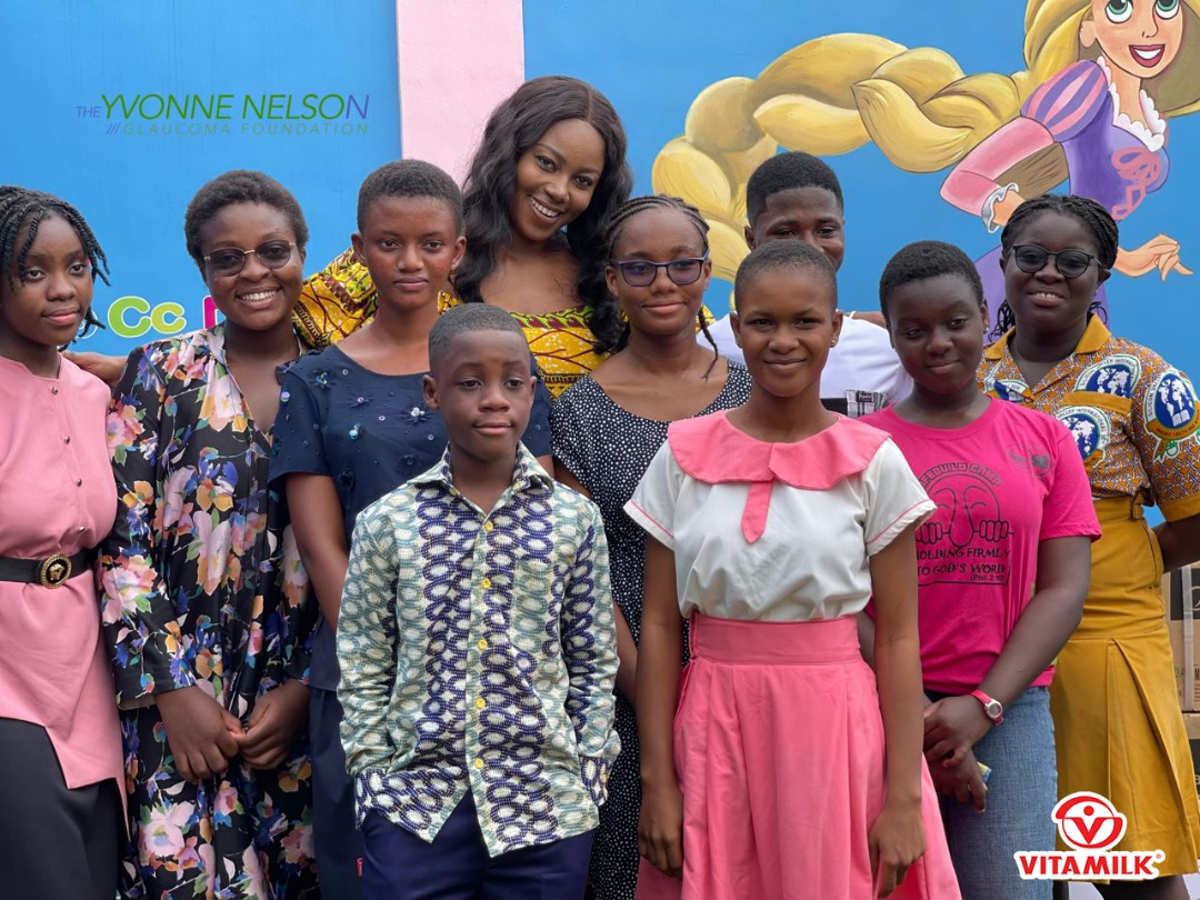 Achimota Student Wins Yvonne Nelson Glaucoma Essay Competition